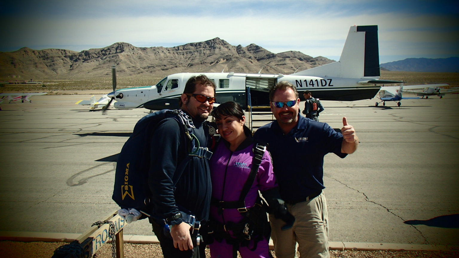 Las Vegas Skydiving