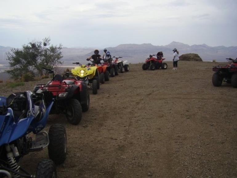 Las Vegas to Primm ATV Tour - Las Vegas