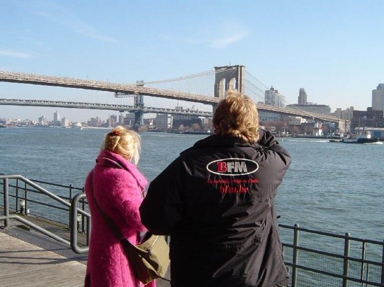 Looking Back at NYC - New York City