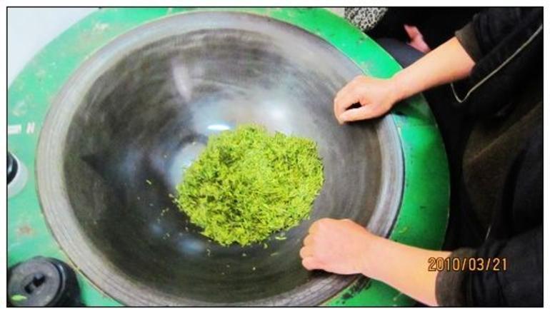 Mengdingshan Tea Plantation - Chengdu