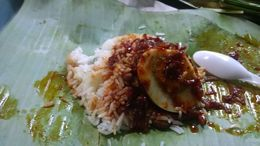 This traditional 'breakfast' food was the highlight of the tour. I ordered this every time I saw it for the remaining 2 weeks of our trip through Malaysia. , Larry C - November 2015