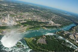 Niagara Falls and the surrounding area., Jeff - July 2009