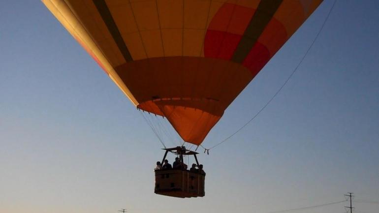 Phoenix Hot Air Balloon Rid - Phoenix