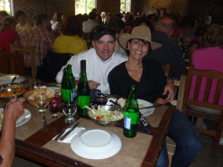 Restaurant, Fiesta Gaucha day trip - Buenos Aires