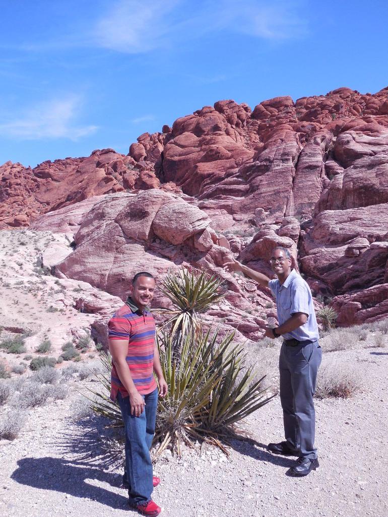 Rockin the canyon - Las Vegas