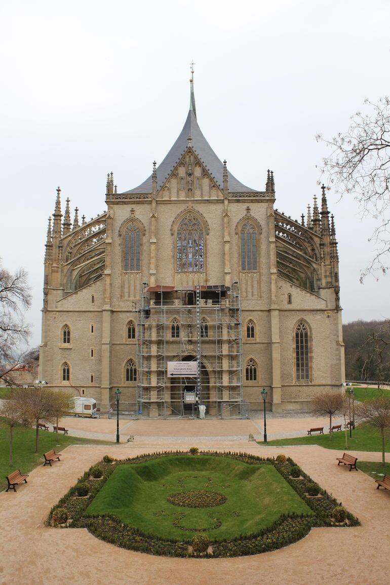 St.barbara Cathedral - Prague