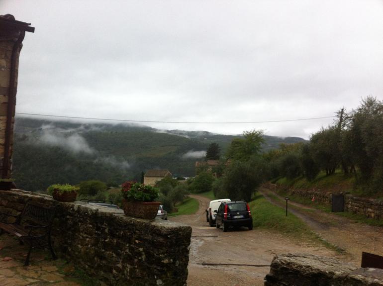 Still stunning after a rain storm - Florence