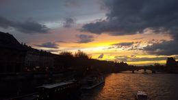Sunset , Benjamin F - April 2016