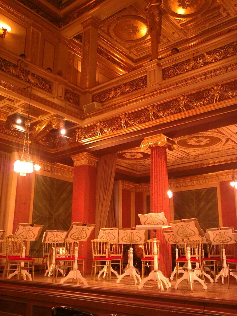 Vienna Mozart Evening: Gourmet Dinner and Concert at the Musikverein photo 27