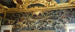 A view of just one of the amazing pieces of art in the Doge's Palace. , Jeffrey C - June 2015