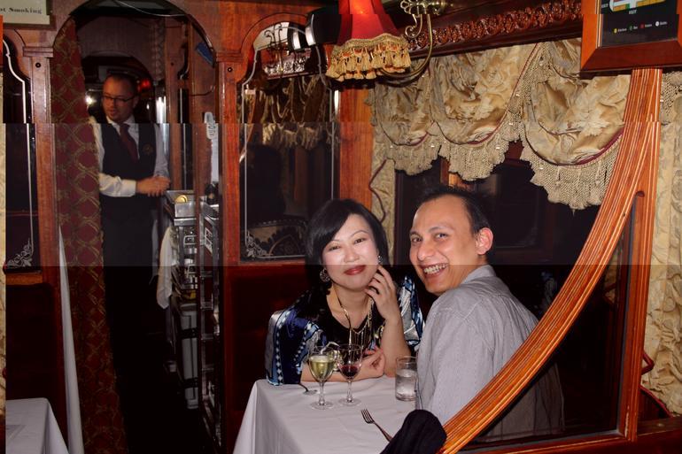 Tramcar Restaurant Melbourne - Melbourne