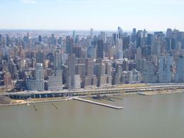 Ten buildings facing the Hudson River - owned by Donald Trump, Lynda H - March 2010