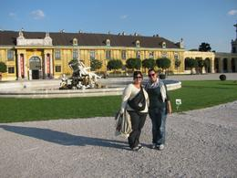 At the Schonbrun palace - September 2009