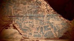 Petroglyphs, Lovenwar - May 2013