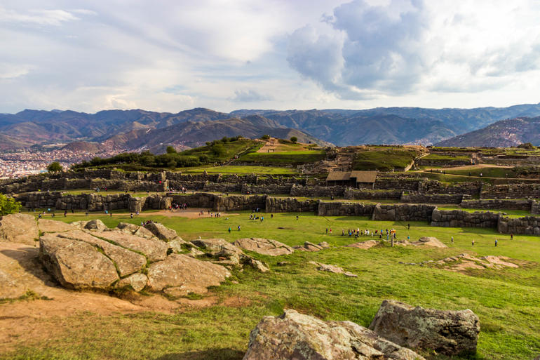 Half Day Cusco City Tour and Archeological Park of Sacsayhuaman photo 16
