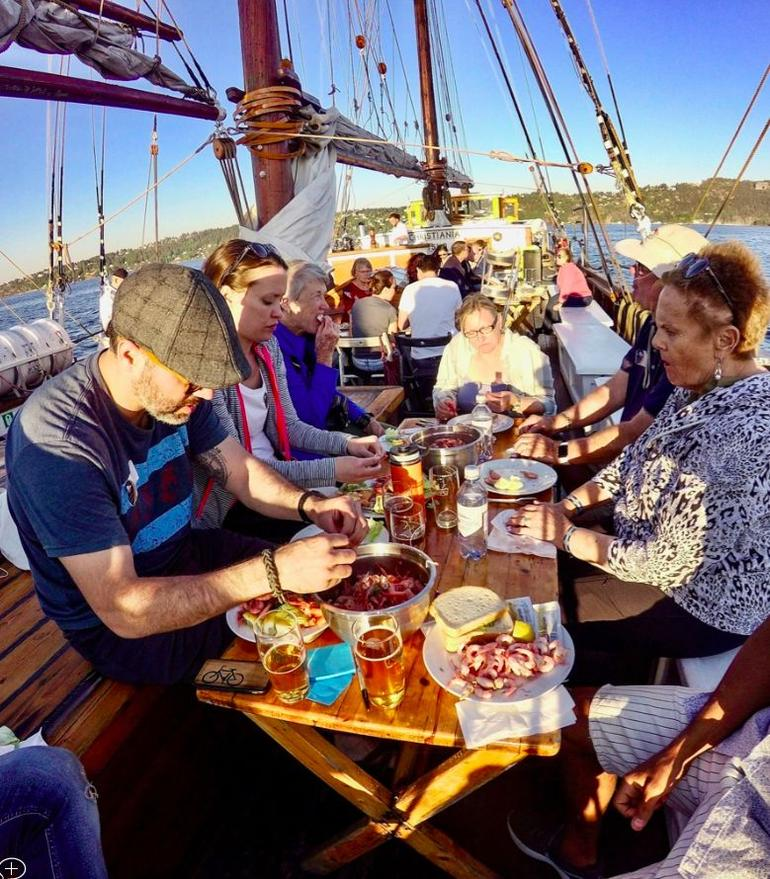 Oslo Fjord By Boat With Buffet & Norwegian Beer Tasting photo 24