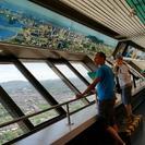 Visita al mirador de la Montreal Tower y a la exposición Since 1976, Montreal, CANADA