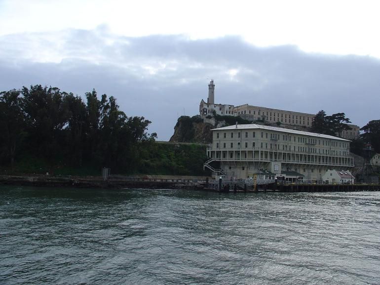 Alcatraz landing - San Francisco