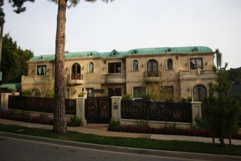 Beautiful and Gigantic Houses - Los Angeles