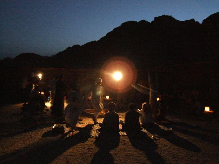 Bedouin Dinner Around Fire - Sharm el Sheikh
