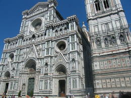 plus Giotto's Bell Tower - July 2014