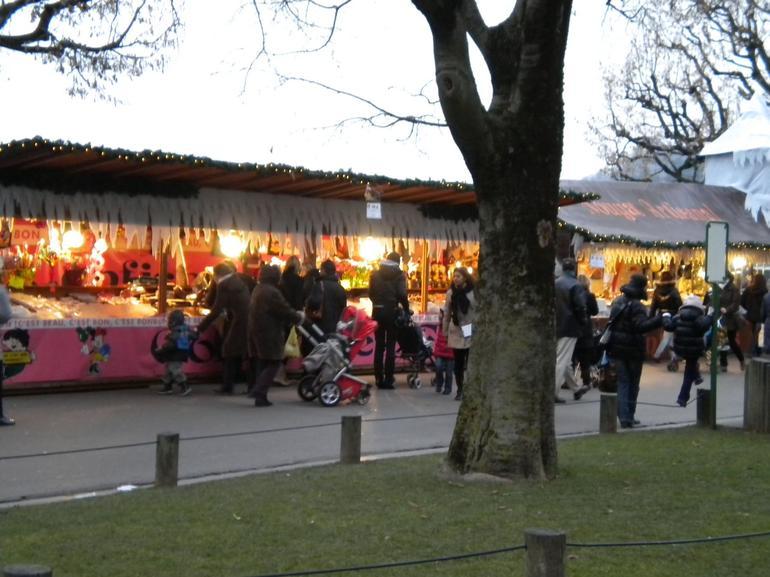 Christmas market, Montreux - Geneva