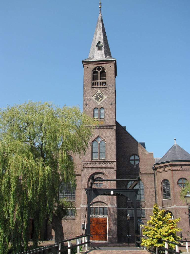 Church in Volendam - Amsterdam