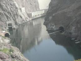 Colorado River and Hoover Dam , Jennifer B - November 2011