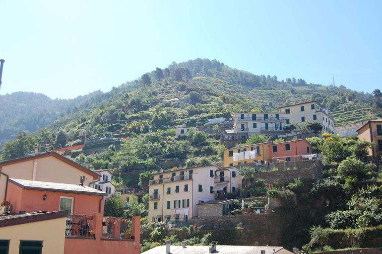 Hiking in Cinque Terre - Florence
