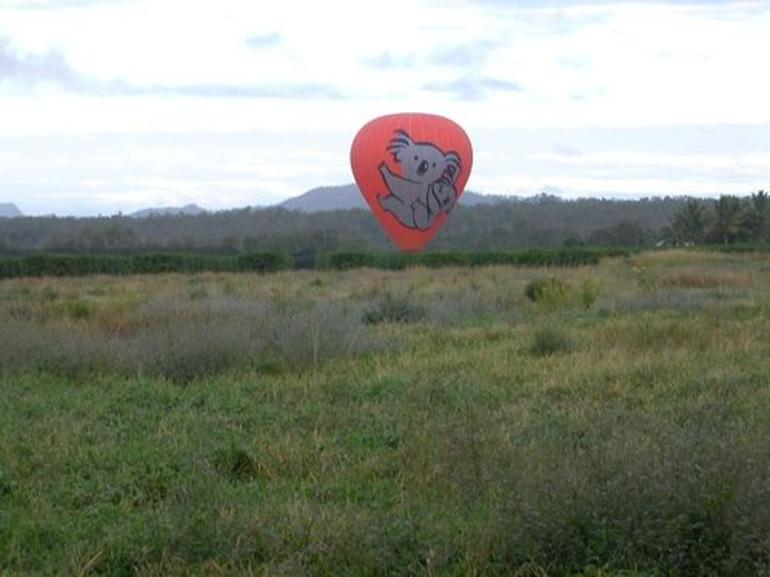Hot Air Ballooning, Cairns - Cairns & the Tropical North