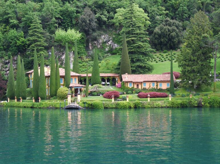 Lake Como Villa - Milan