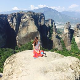One of the most beautiful views I've seen so far! , Kristina K - August 2015