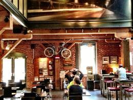 Inside the Bridgeport Brewery. , Rusty - June 2013