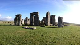 Stonehenge in the sun. , deborah e - March 2014