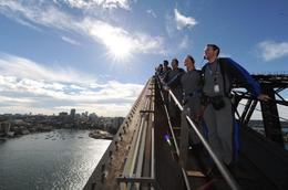 Sydney BridgeClimb - August 2012
