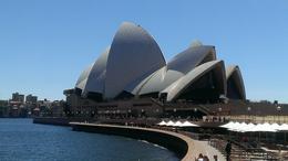 Approaching The Sydney Opera House , phamdinhnguyen - December 2013