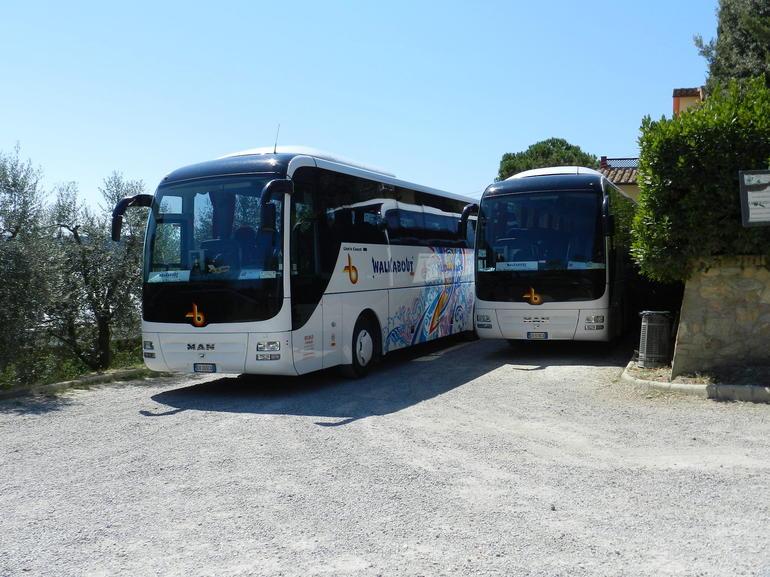 Tour Bus - Florence