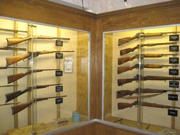 Rifles in the Museum, Undercover Américan - October 2010