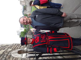 Moira Cameron, the first female Yeoman Warder , Walter B - June 2017