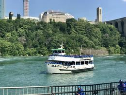Maid of the mist , Pierre L - July 2017