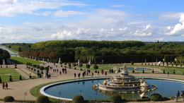 This is a small section of the magnificent gardens at Versailles. , kibiger - December 2017