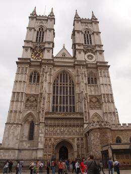 Westminister Abbey, Yvonne M - September 2010