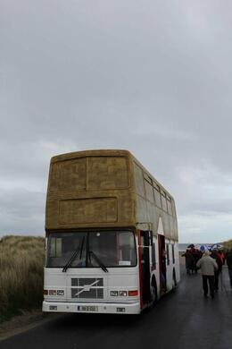 The customized bus, HTravelerUK - July 2013