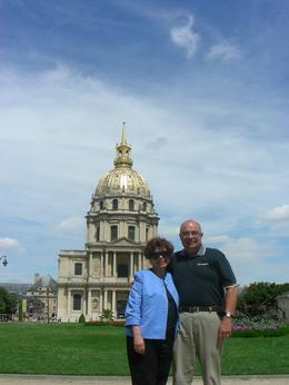 Our first tour in Paris., John M - August 2008