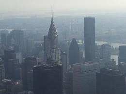 Chrysler Building From The Empire State , Richard B - October 2012
