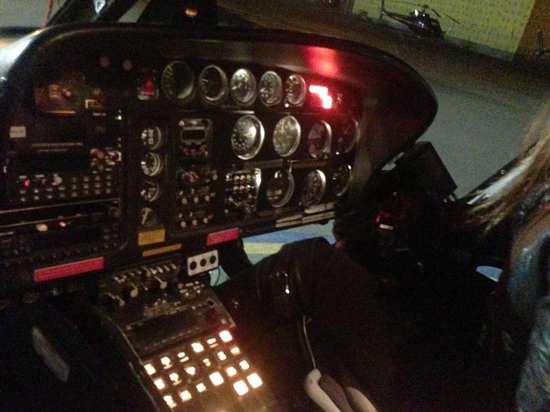 Cockpit - Las Vegas