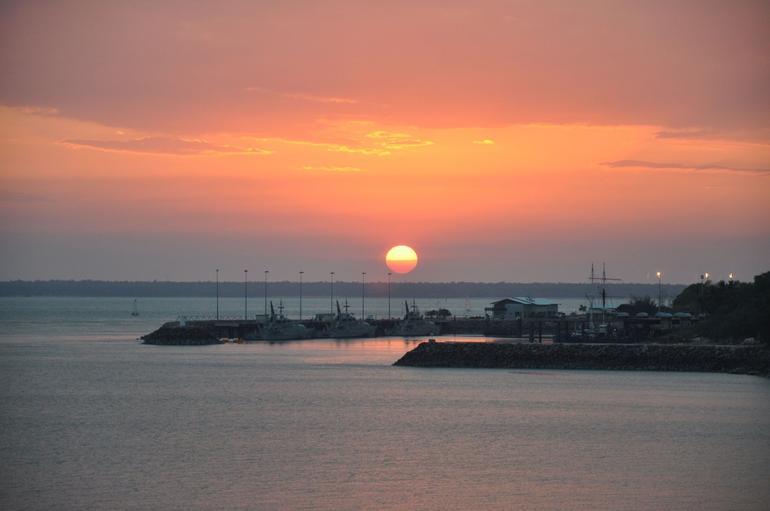 Darwin Sunset - Darwin