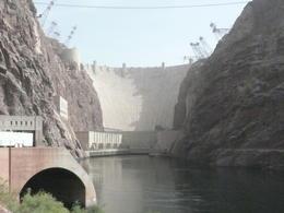 Hoover Dam wall , Jennifer B - November 2011
