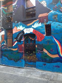 Mural- replica from Mexico, Michelle W - May 2014