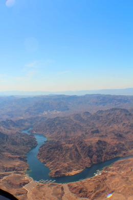 View of the Colorado River on our return trip. , Jack M - September 2012